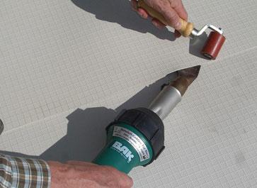 Plastic welding application